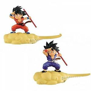 DRAGON BALL - SORE IKE! KINTOUN!! SON GOKU CHILDHOOD (SET OF 2) [Banpresto]