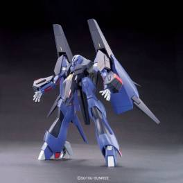 Mobile Suit Zeta Gundam - Messala Plastic Model [1/144 HGUC / Bandai]