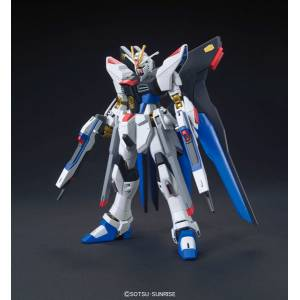 Mobile Suit Gundam SEED Destiny - Strike Freedom Gundam Plastic Model [1/144 HGCE / Bandai]