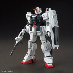 "Mobile Suit Gundam Gaiden Senritsu no Blue - Blue Destiny Unit 3 ""EXAM"" Plastic Model [1/144 HGUC / Bandai]"
