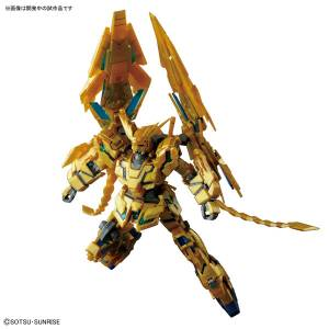Mobile Suit Gundam Narrative - Unicorn Gundam 03 Phenex (Destroy Mode) (Narrative Ver.) Plastic Model [1/144 HGUC / Bandai]