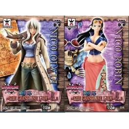 ONE PIECE - THE GRANDLINE LADY VOL.2 ROBIN & OLVIA