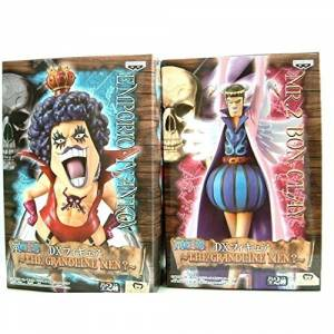 ONE PIECE - THE GRANDLINE MEN ? BON CLAY & EMPORIO IVANKOV