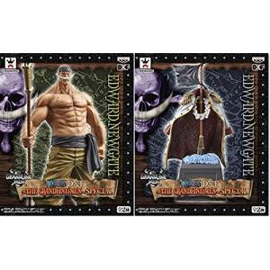 ONE PIECE - THE GRANDLINE MEN SPECIAL A & B EDWARD NEWGATE (SET OF 2)