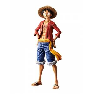 ONE PIECE - GRANDISTA THE GRANDLINE MEN MONKEY D. LUFFY