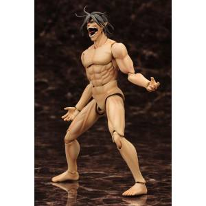 Shingeki no Kyojin / Attack on Titan - Eren Yeager Titan Ver. Plastic Model [Kotobukiya]