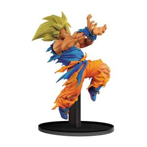 DRAGON BALL Z - BANPRESTO WORLD FIGURE COLOSSEUM VOL.1 SUPER SAIYAN SON GOKU (NORMAL COLOR VER.)