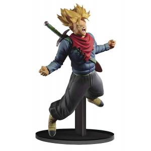 DRAGON BALL Z - BANPRESTO WORLD FIGURE COLOSSEUM VOL.6 TRUNKS (NORMAL COLOR VER.)