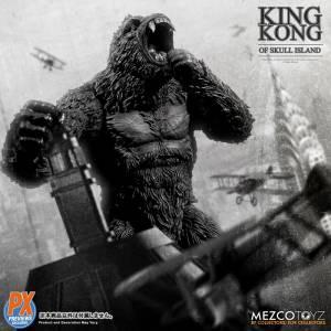 King Kong Skull Island Limited Black & White ver. [Mezco]