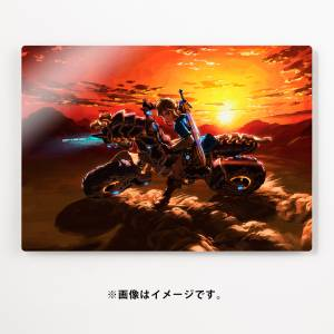 The Legend of Zelda Breath of the Wild High Acrylic Artboard Limited Edition [GOODS]
