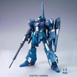 Mobile Suit Gundam Unicorn - RGZ-95 ReZEL Plastic Model [1/100 MG / Bandai]