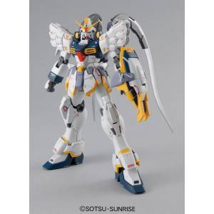 Mobile Suit Gundam Wing - Gundam Sandrock EW Plastic Model [1/100 MG / Bandai]