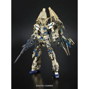 Mobile Suit Gundam Unicorn - Unicorn Gundam 03 Phenex Plastic Model [1/100 MG / Bandai]