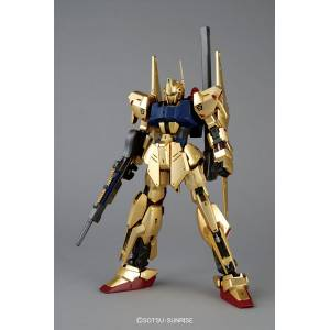 Mobile Suit Zeta Gundam -  MSN-00100 Type 100 Hyakushiki Ver.2.0 Plastic Model [1/100 MG / Bandai]