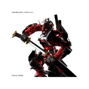 Gundam Seed - Gundam Astray Red Frame Plastic Model [Hi-Resolution / Bandai]
