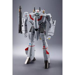 The Super Dimension Fortress Macross - VF-1J Valkyrie (Hikaru Ichijyou Model) First Press Limited Edition [DX Chogokin]
