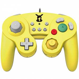 Hori Classic Controller for Nintendo Switch - Pikachu Ver. [Switch]