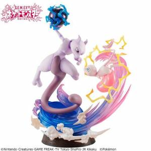 Pokemon - Mew & Mewtwo limited edition [G.E.M. EX]