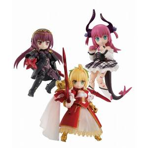 FREE SHIPPING - Desktop Army - Fate/Grand Order Vol.2 3 Pack BOX [Megahouse]