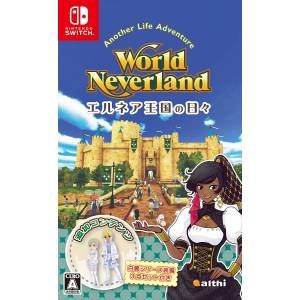 World Neverland Elnea Kingdom - Standard Edition [Switch]