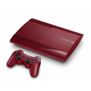 PlayStation 3 Super Slim 250GB Garnet Red [neuf]