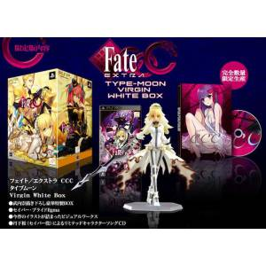 Fate / Extra CCC Type Moon - Virgin White Box Limited Edition [PSP]