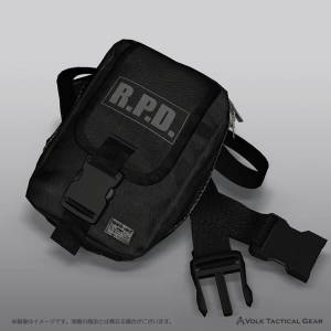 Resident Evil 2 / BIOHAZARD RE: 2 x VOLK Hip Pouch [Goods]