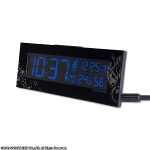 FINAL FANTASY VII ADVENT CHILDREN - Digital Clock Cloud Wolf [Goods]