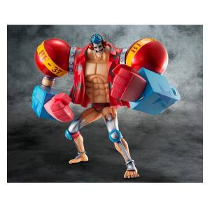 One Piece - Portrait of Pirates Sailing Again MAXIMUM Armored Franky - Limited Edition