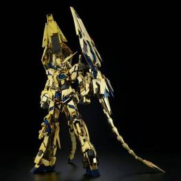 Unicorn Gundam 03 Phenex Narrative Full Psycho-Frame Prototype Plastic Model Limited Edition [1/100 MG / Bandai]