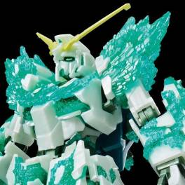 Mobile Suit Gundam - RX-0 Unicorn Gundam Luminous Crystal Body Plastic Model Limited Edition [1/144 HG / Bandai]
