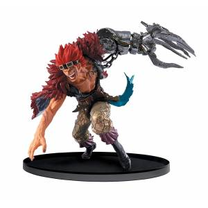 ONE PIECE - SCULTURES ZOUKEIOU CHOUJO KESSEN 4 VOL.6 EUSTASS CAPTAIN KID [Banpresto]