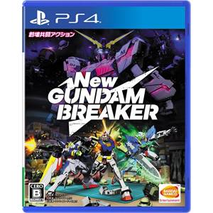 New Gundam Breaker [PS4 - Used Good Condition]
