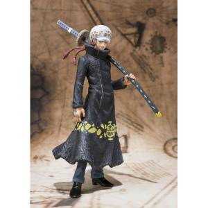 One Piece - Trafalgar Law (Seven Warlords of the Sea Ver.) [Figuarts Zero]