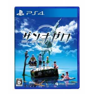 Zanki Zero - Standard Edition [PS4-Used]