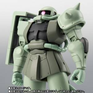Mobile Suit Gundam - MS-06 Zaku II ver. A.N.I.M.E. First Touch 2500 TAMASHII NATION 2018 Limited [Robot Spirits SIDE MS]