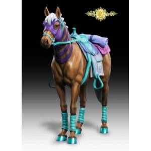 JoJo's Bizarre Adventure Part. 7 Steel Ball Run - Valkyrie Limited Edition [Super Figure Art Collection]