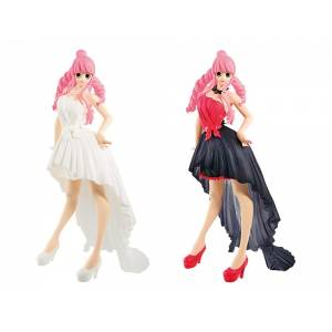 ONE PIECE - LADY EDGE WEDDING PERHONA - (SET OF 2) [Banpresto]