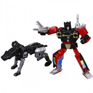 Transformers Masterpiece MP15 Rumble & Jaguar