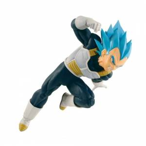 DRAGON BALL SUPER BROLY - VEGETA SSJ GOD SS - ULTIMATE SOLDIERS THE MOVIE [Banpresto]