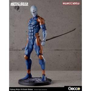 Metal Gear Solid - Cyborg Ninja [Gecco]