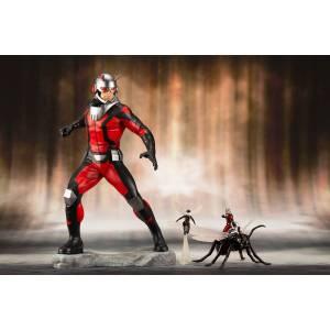 MARVEL UNIVERSE Astonishing Ant-Man & Wasp [ARTFX+]