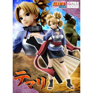 Naruto Gals - NARUTO Shippuden: Temari Limited Edition [MegaHouse]