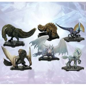 Monster Hunter Standard Model Plus Vol.12 - 6 Pack BOX Reissue [Capcom Figure Builder]