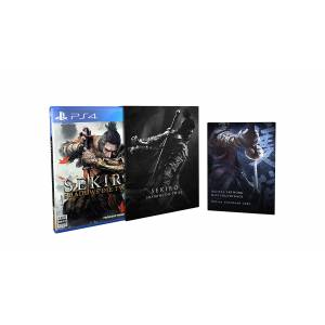 SEKIRO: SHADOWS DIE TWICE - First Press Edition [PS4]