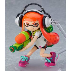 Splatoon - Girl [Figma 400]