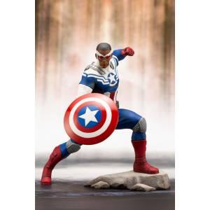 MARVEL UNIVERSE - Captain America (Sam Wilson) [ARTFX+]