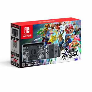 Nintendo Switch Super Smash Brothers SPECIAL Limited Set [Brand new]