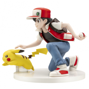 Pokemon Figure Series - Red & Pikachu Limited Edition [ARTFX J]