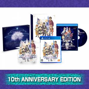 Tales of Vesperia REMASTER - 10th ANNIVERSARY EDITION Dengeki-ya limited edition [PS4]